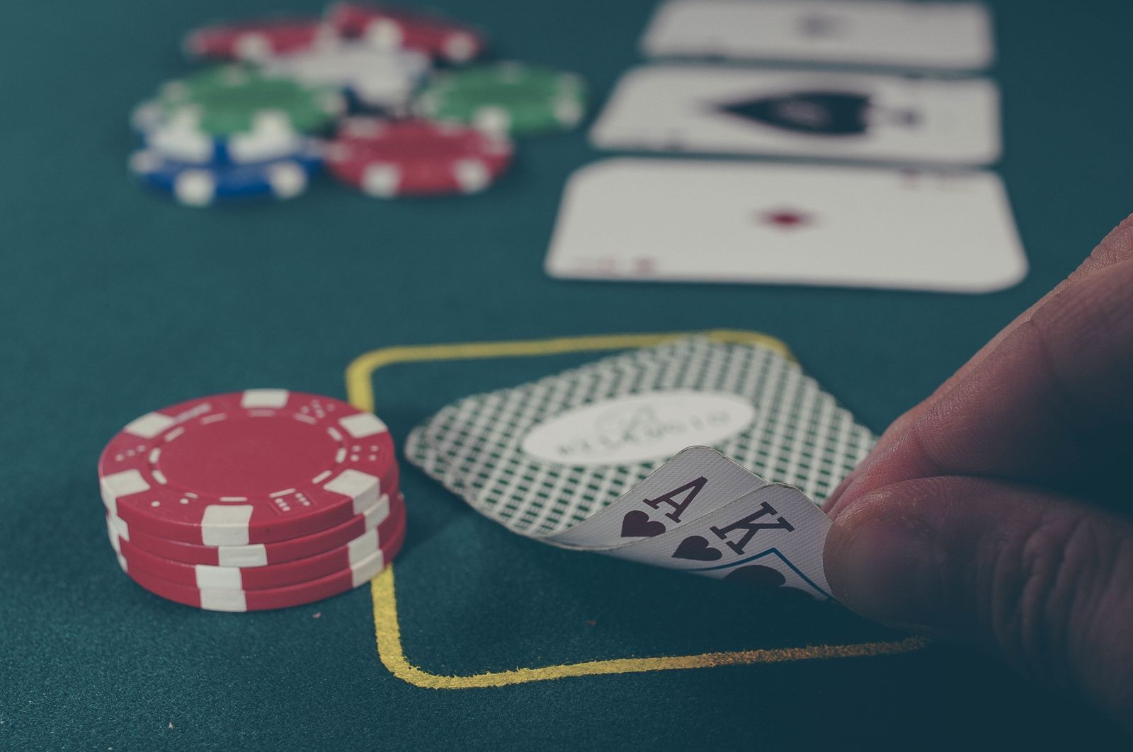 The Right Way To Lose Money With Casino