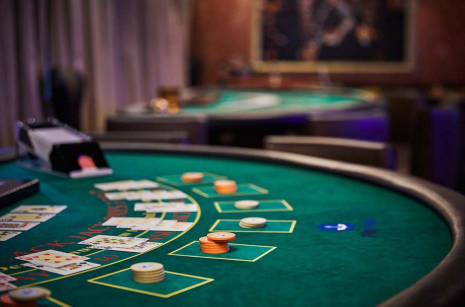 What Make Online Casino Don't desire You To Know